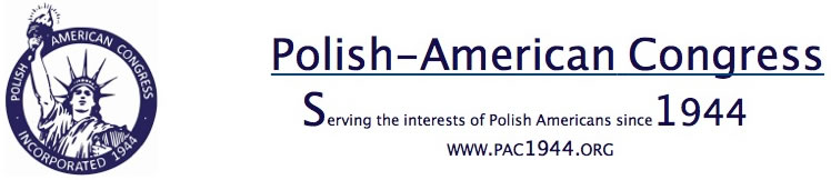 Polish American Congress, PAC - Serving the interests of Polish Americans since 1944.