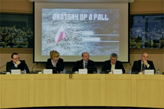 "Above: ""Anatomy of a Fall"" Premiere in the European Parliament"