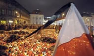 Warsaw, Poland, Presidential Palace.