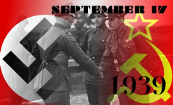 Soviet Invasion of Poland on September 17, 1939