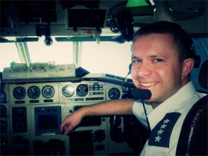 Captain Arkadiusz Protasiuk, Polish 36 SPLT.  Flight Captain on Flight PLF101 that crashed in Smolensk, Russia.