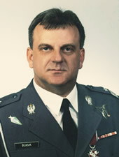 General Andrzej Blasik, Polish Air Force Commander.