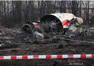 Sikorski blocks extraterritoriality of the Smolensk crash site.