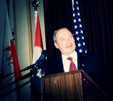 Antoni Macierewicz, Saint Paul University, Canada.