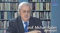 Dr. Michael Baden, Ph.D. interview about Smolensk crash autopsies.