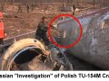 "The actual Russian ""investigation"" of Polish government Tupolev TU-154M crash in Smolensk, Russia.  April 2010. Photo 3"