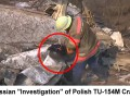 "The actual Russian ""investigation"" of Polish government Tupolev TU-154M crash in Smolensk, Russia.  April 2010. Photo 5"